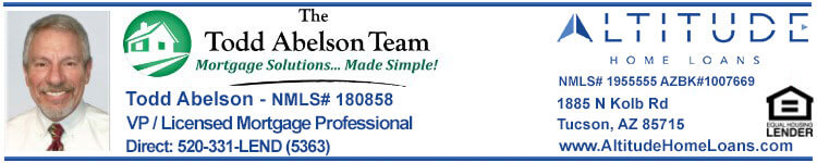 Todd Abelson - Tucson Mortgage