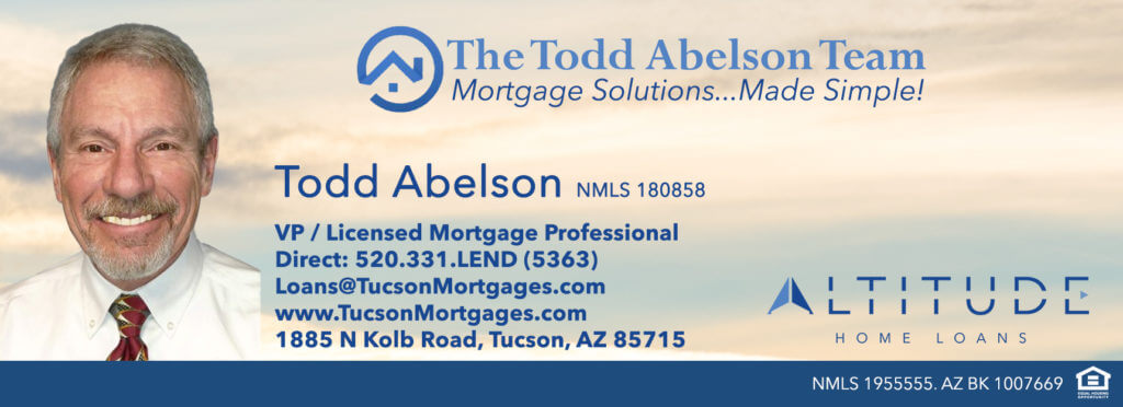 Todd Abelson - Tucson Mortgages